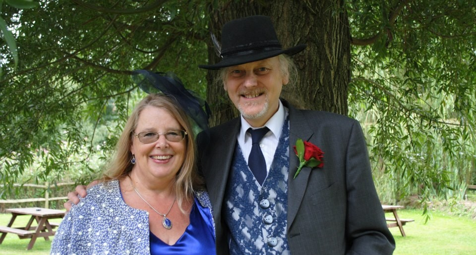 All about  us, Sheila Ellis and David Ledger