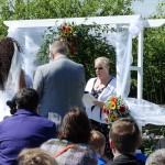 Andy and Lea wedding May 2017