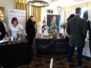 Some of my co-exhibitors