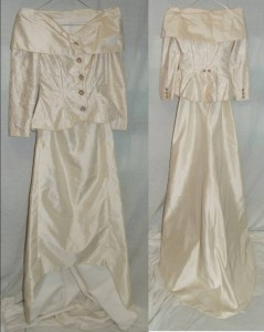 Old Weddding Dress