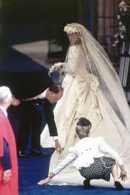 Sarah furguson wedding dress